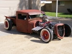 1929 Ford Rat Rod