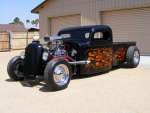 GMC Rat Rod Pickup