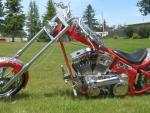 Bergeron Custom Chopper