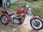 1976 Kawasaki Chopper