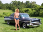 Country Girl's Chevy