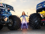 monster trucks & Nicole Kidman