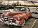 1954 Chevrolet Bel Air ~ HDR
