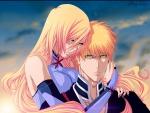 Orihime & Ichigo
