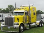 Peterbilt big rig