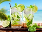 Lime Drinks