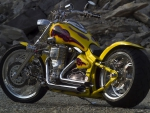 Two Tone Chopper