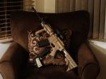 AR 15 & Kimber Warrior