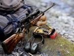 Blaser Hunting Rifle