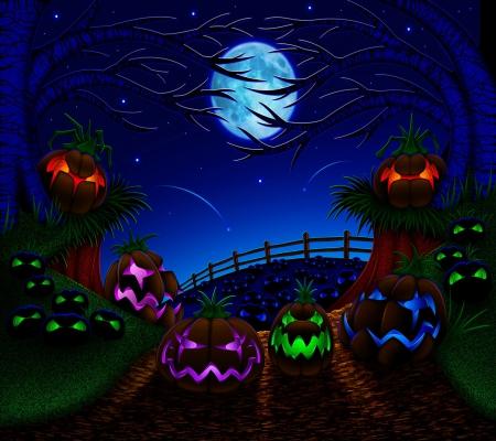 Neon Halloween - Other & Abstract Background Wallpapers on Desktop Nexus  (Image 1854332)