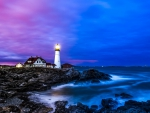 Lighthouse in Portland, Oregon