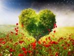 Green Tree of Love