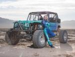 Jessi Combs Falken Jeep