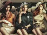 3 Fashionable Ladies 1