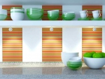 Kitchen Bowls and Cups
