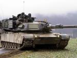 M1A2 heavy tank