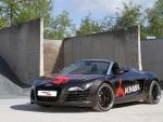 K man Audi R 8 bi turbo gtk