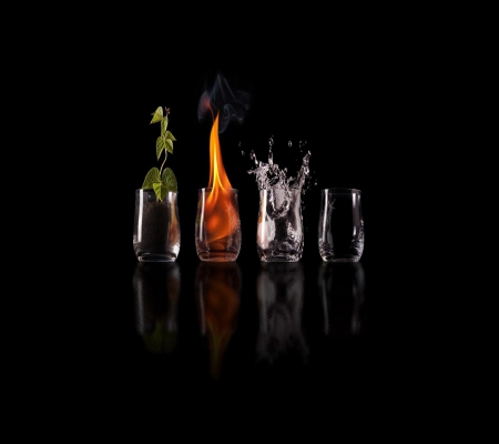 Four Elements Other Nature Background Wallpapers On Desktop