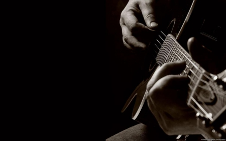 Guitar Player Close Up Photography Abstract Background Wallpapers On Desktop Nexus Image 1856600