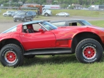 4 wheel drive Corvette
