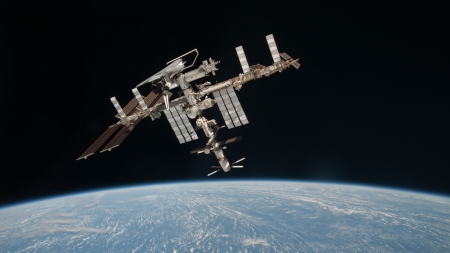 International space station - Space, International, station, space