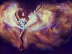 Flame Dancing