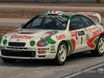 TOYOTA CELICA GT-FOUR (ST205) '98