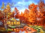 Autumn serenity