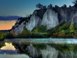 Mystic Lake Reflection