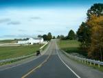 Amish up ahead