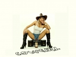 Cowgirl And Her Radio