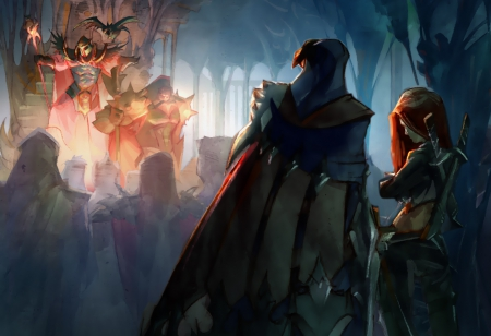 Talon Katarina Other Video Games Background Wallpapers