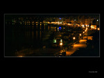 Tulcea  City ( Roamnia , Danube Delta ) by night