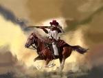 Cowgirl Fantasy