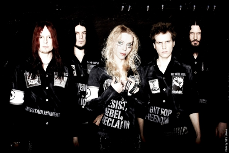 Arch Enemy Music Entertainment Background Wallpapers On