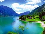 Mountain Lake, Tyrol