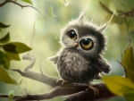 Owlet and the Caterpillar