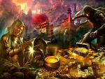 fantasy treasure