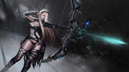 Arctic Ops Ashe - Ashe League Of Legends, LOL, Arctic Ops Ashe, League Of Legends, Ashe