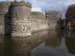 Beaumaris Castle Wales Great Britain