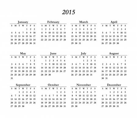 2015 calendar simple takvim 3g white kalendar calendar