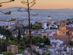 Granada, Spain Landscape
