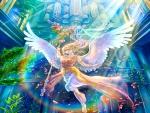 Angel Descending