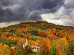 Stowe - Vermont - autumn