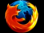 Firefox on Black f2