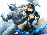 Tryndamere & Ashe