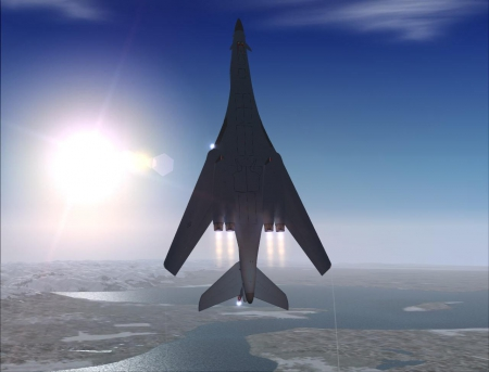 Rockwell B-1 Lancer - Military & Aircraft Background ... B1 Lancer Wallpaper