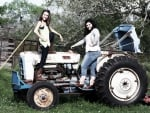 Showing Off The Old Tractor