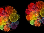 the fractal bouquet