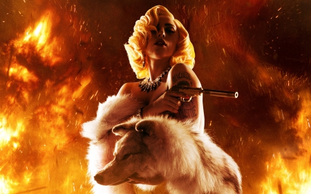 machete kills - kills, gaga, lady, machete